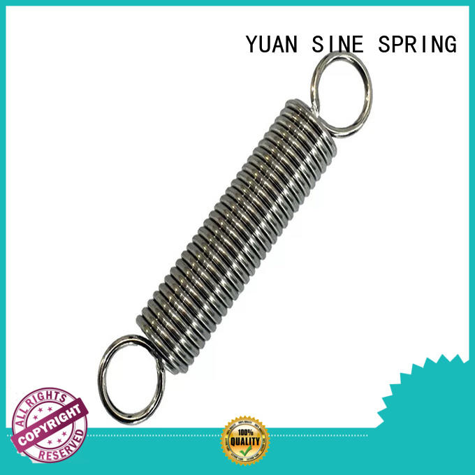 YUAN SINE SPRING extension tension spring company for blood pressure device tester