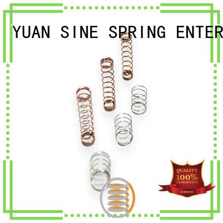 online steel compression spring springs manufacturer for pressure pump
