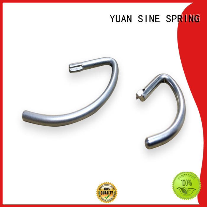 YUAN SINE SPRING wire precision wire forms for business for ear sets