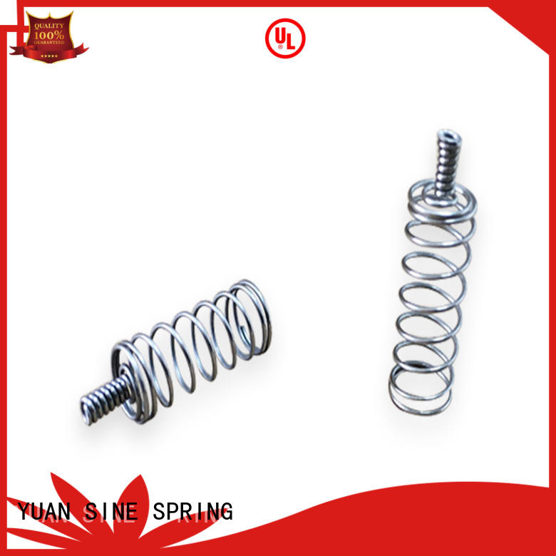 YUAN SINE SPRING Latest compress spring factory for hardware tools