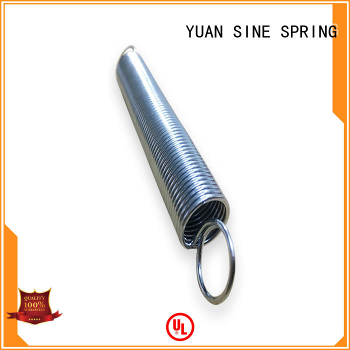 pressure stock compression springs manufacturer for hardware tools YUAN SINE SPRING