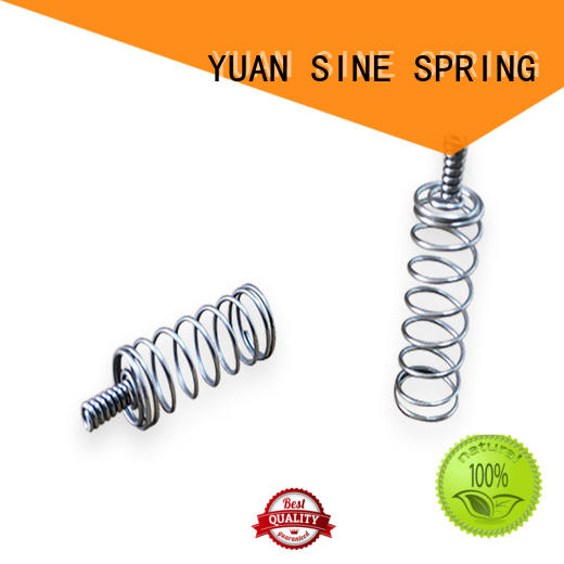 YUAN SINE SPRING clock precise compression springs easy to grasp for the national defence industry