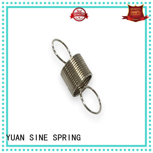 helical stainless steel extension springs close made for precondition for blood pressure device tester