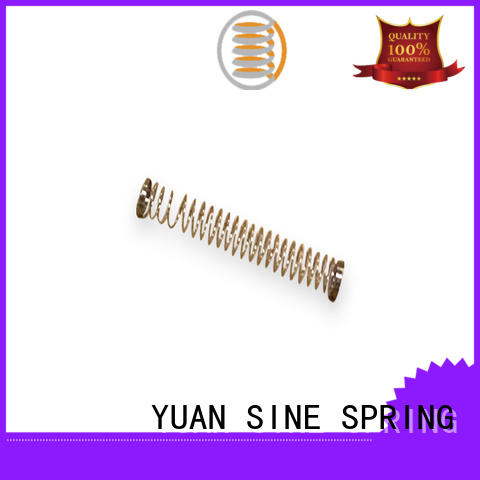 YUAN SINE SPRING High-quality stock compression springs Supply for toys
