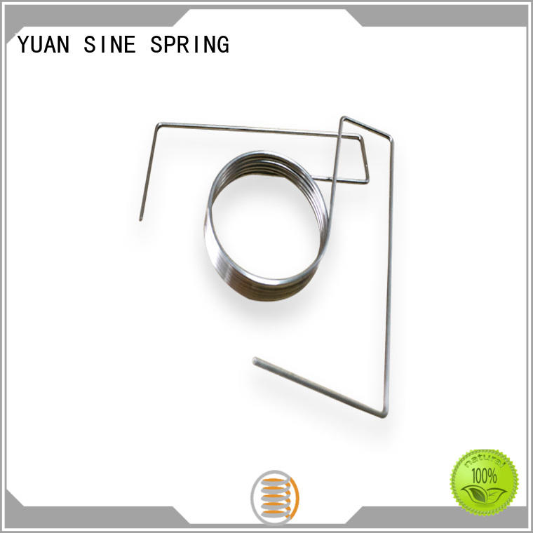 High-quality spring wire flat manufacturers for house wares components