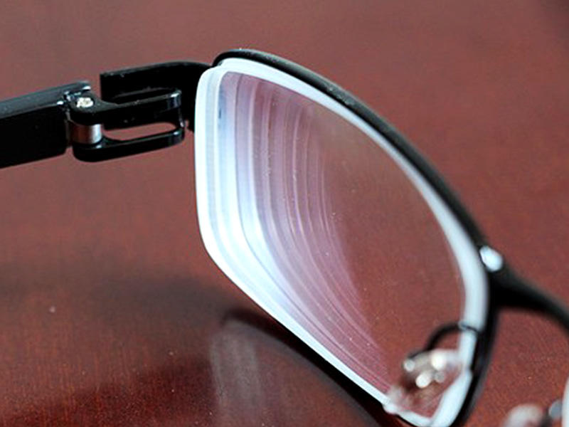 Hyperthermy torsion spring  for glasses and spectacle frame
