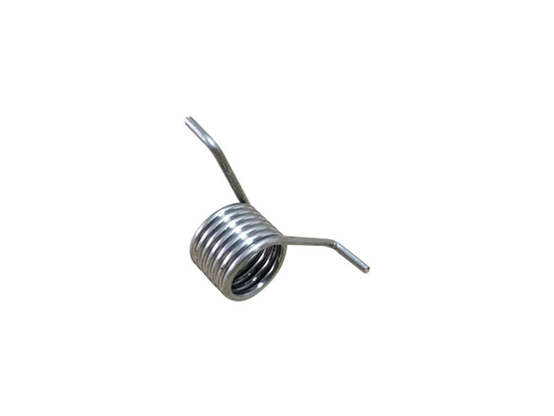 Custom stainless steel double torsion spring