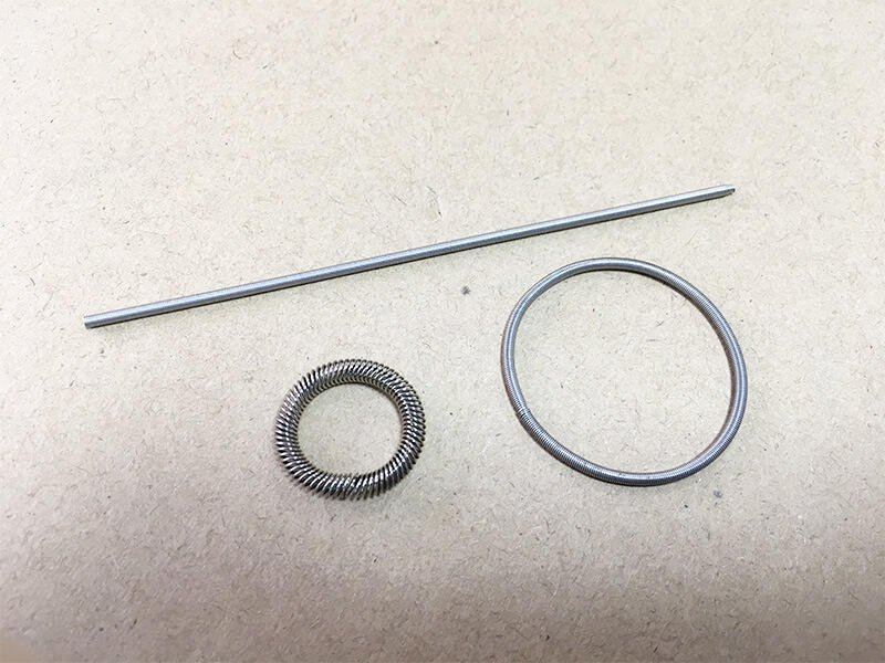 Compress spring seal ring for bike