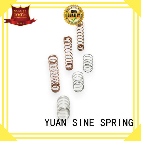 YUAN SINE SPRING stainless compression spring design Supply for bicycles