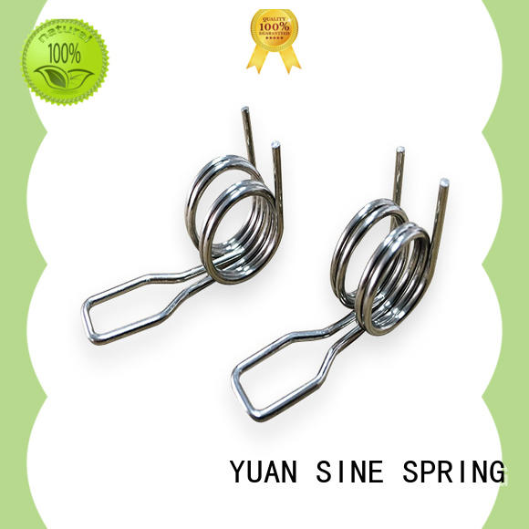 tension custom torsion springs wheel for glasses and spectacle frame YUAN SINE SPRING