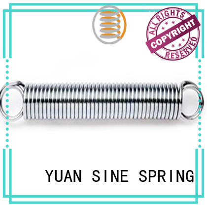 YUAN SINE SPRING Wholesale spiral torsion spring factory for glasses and spectacle frame
