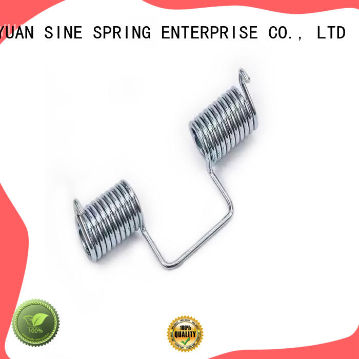 YUAN SINE SPRING Latest stainless steel torsion springs company for glasses and spectacle frame