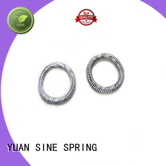 YUAN SINE SPRING medical compression springs australia wholesale for the national defence industry
