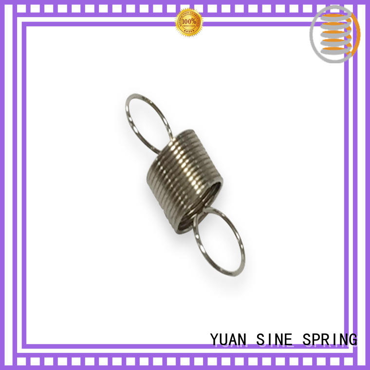 large extension springs precision extension springs brass company