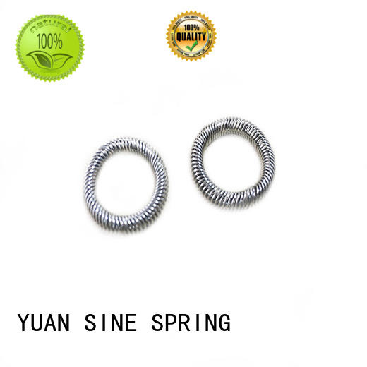 YUAN SINE SPRING bike heavy duty compression springs series for toys