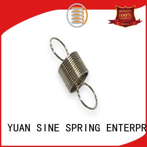 YUAN SINE SPRING plating extension springs on sale for blood pressure device tester