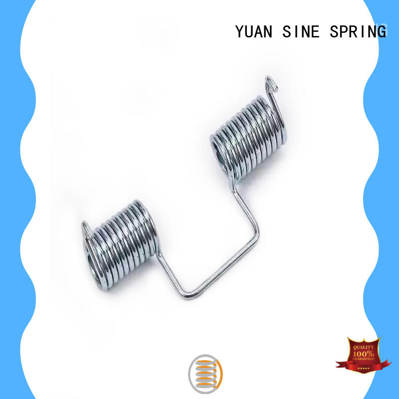 YUAN SINE SPRING stainless stainless steel torsion springs on sale for glasses and spectacle frame