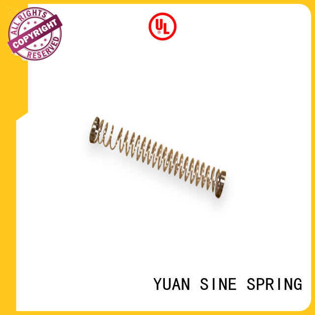 YUAN SINE SPRING quality compress spring bike for motor vehicles