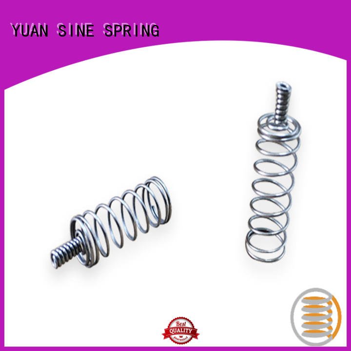 YUAN SINE SPRING High-quality helical compression spring for business for bicycles