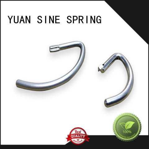 YUAN SINE SPRING special hollow tube wire form series for hanger