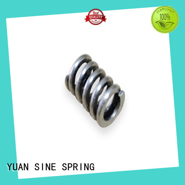 medical heavy duty compression springs machine series for motor vehicles