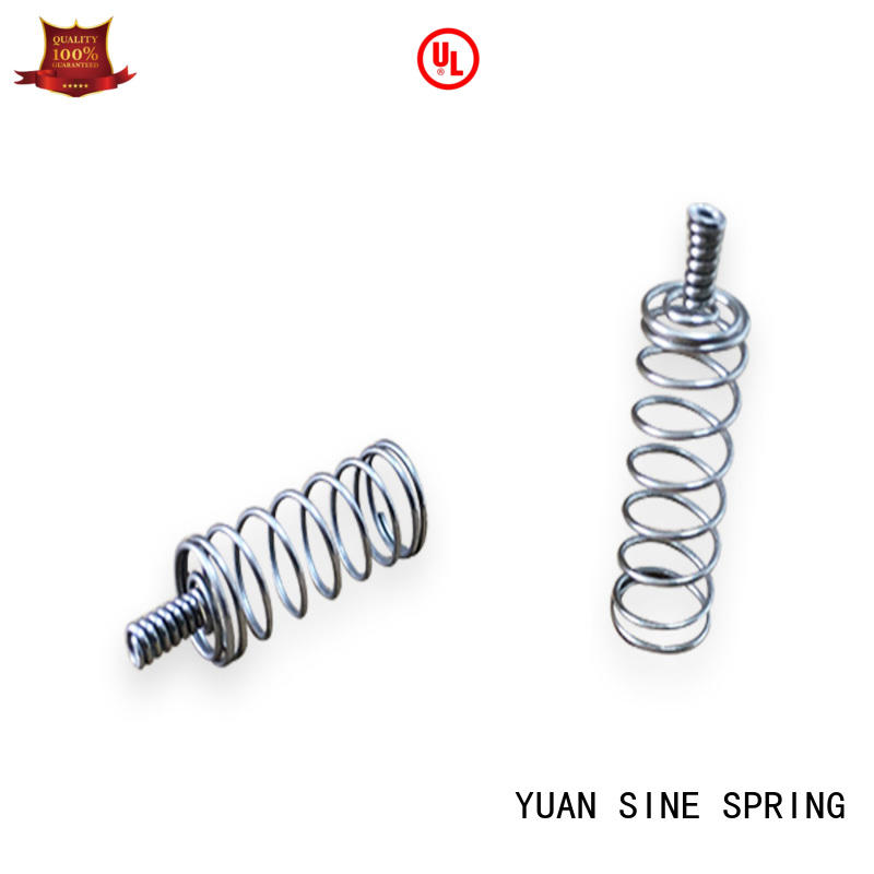 YUAN SINE SPRING different small compression springs Supply for hardware tools