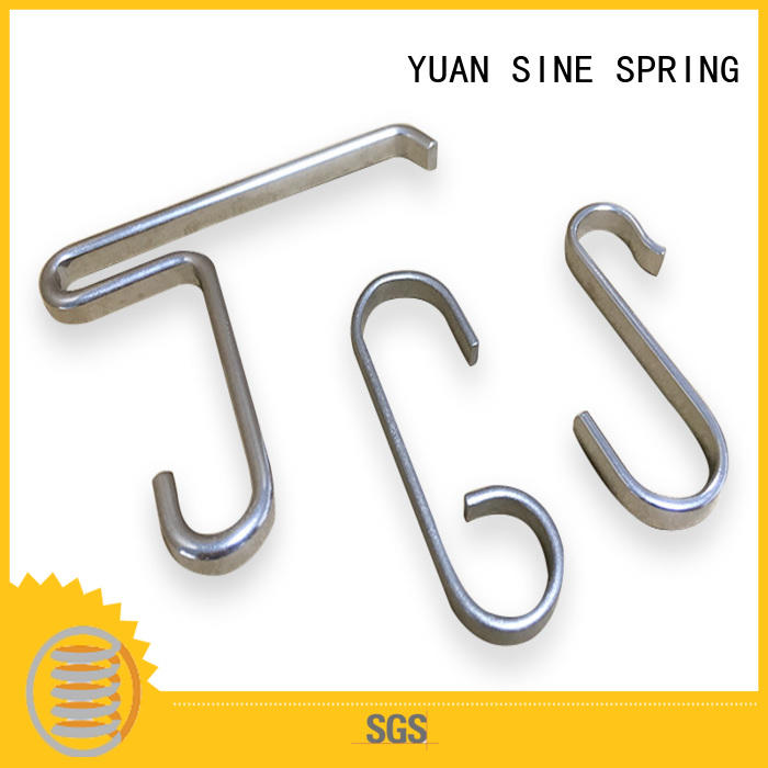 YUAN SINE SPRING sporting wire forming supplier for outdoor equipment accessories