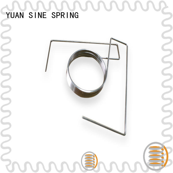 YUAN SINE SPRING available wire form manufacturer for hanger