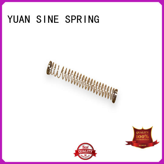 YUAN SINE SPRING medical custom compression springs customized for motor vehicles