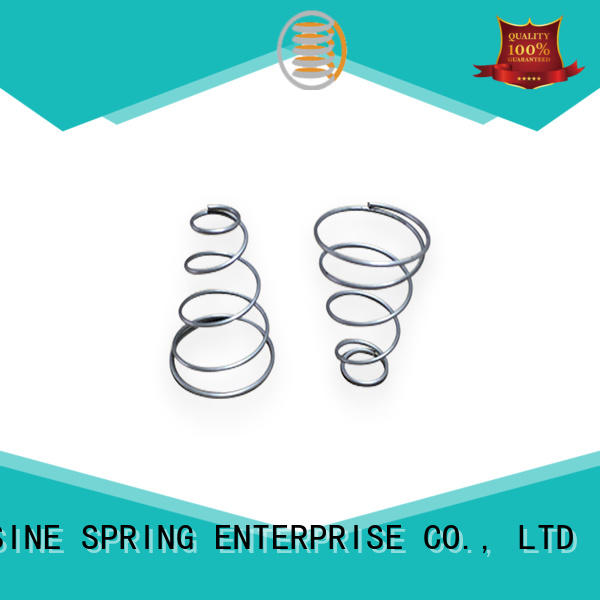 Custom large compression springs measuring company for toys