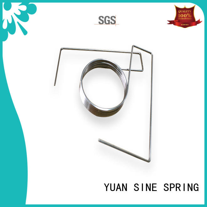 YUAN SINE SPRING steel wire forming factory for outdoor equipment accessories