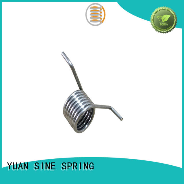 Best stainless steel torsion springs forms manufacturers for glasses and spectacle frame