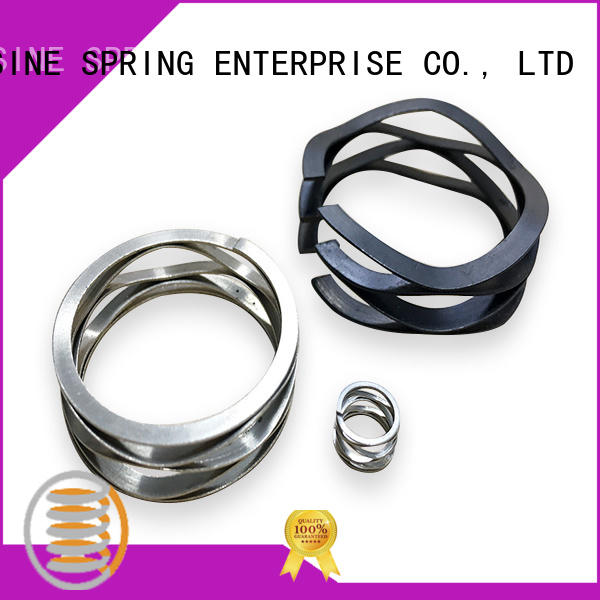 YUAN SINE SPRING constant constant force spring with different shape for guitar