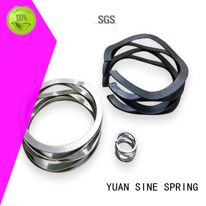 YUAN SINE SPRING stainless wave spring manufacturers company for guitar