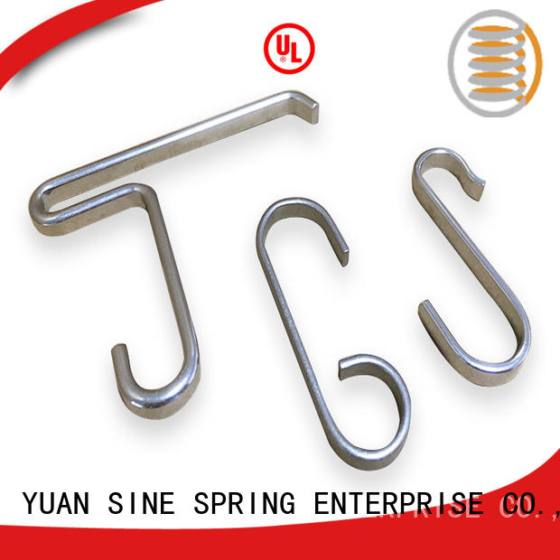 YUAN SINE SPRING electronic wire forming supplier for ear sets