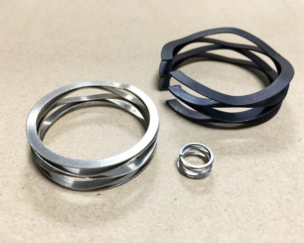 wave constant force spring supplier for guitar YUAN SINE SPRING-1