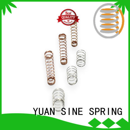 measuring form stainless compression springs canada YUAN SINE SPRING Brand