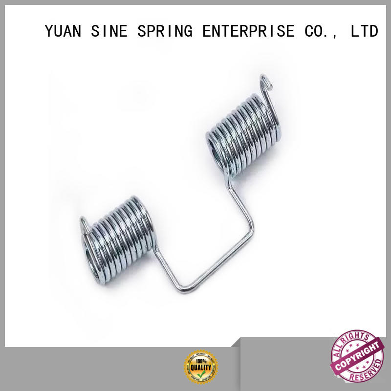 YUAN SINE SPRING Latest small torsion springs company for glasses and spectacle frame