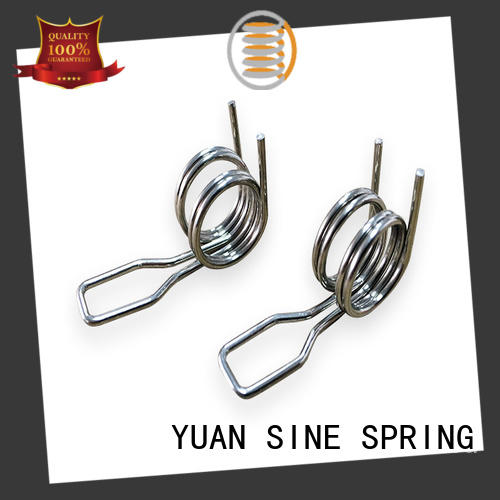YUAN SINE SPRING High-quality spiral torsion spring Suppliers for glasses and spectacle frame