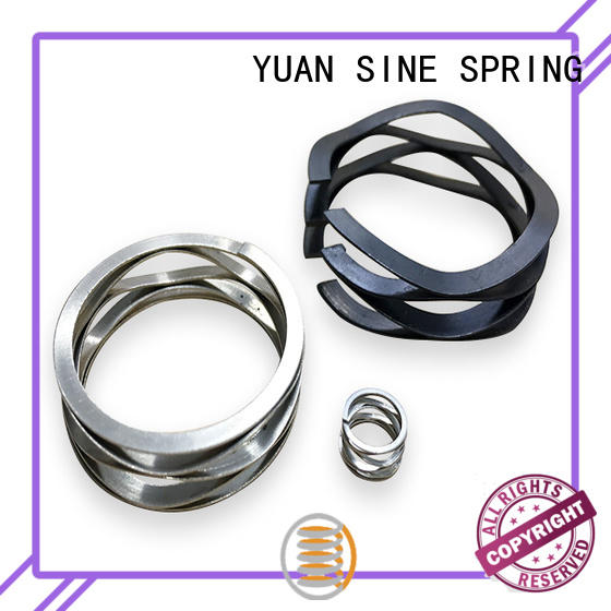 YUAN SINE SPRING steel wave spring manufacturers for business for music box