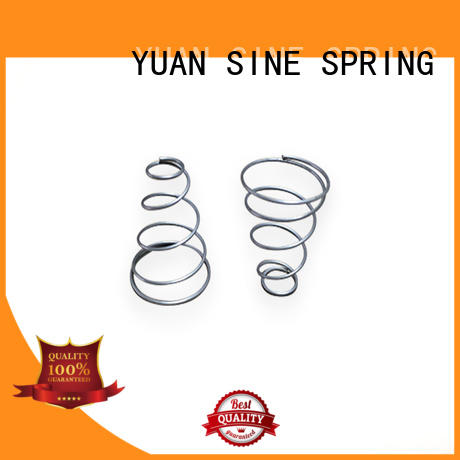 YUAN SINE SPRING different heavy duty compression springs Supply for toys