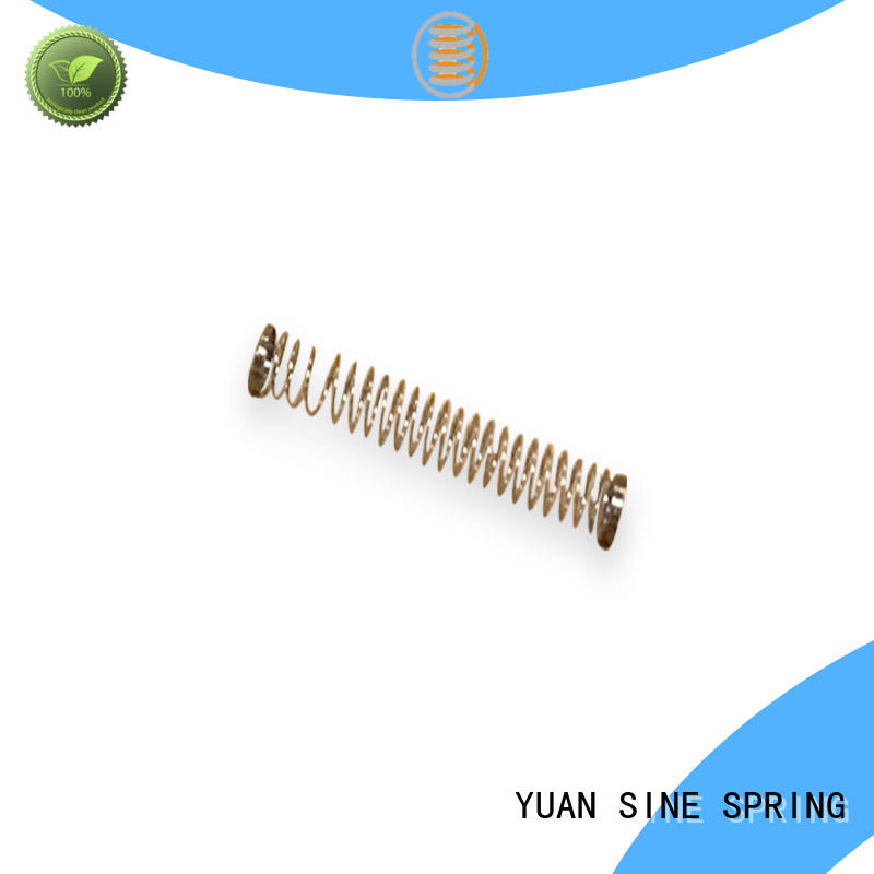 Wholesale heavy duty compression springs ring for business for toys