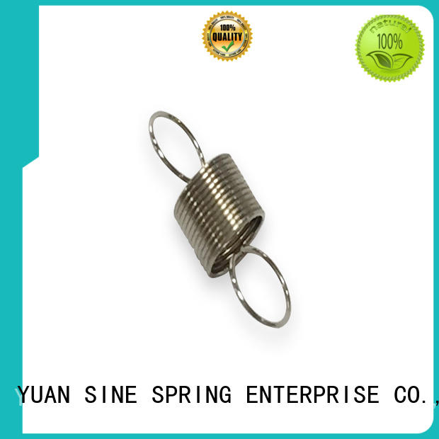 YUAN SINE SPRING Top small extension springs Suppliers for ATM machine