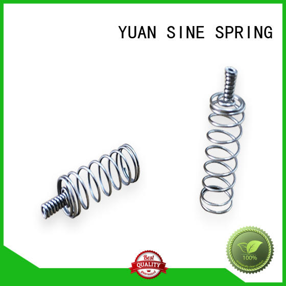 YUAN SINE SPRING Top small compression springs Supply for bicycles
