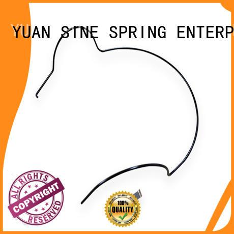 YUAN SINE SPRING online compression spring design series for the national defence industry