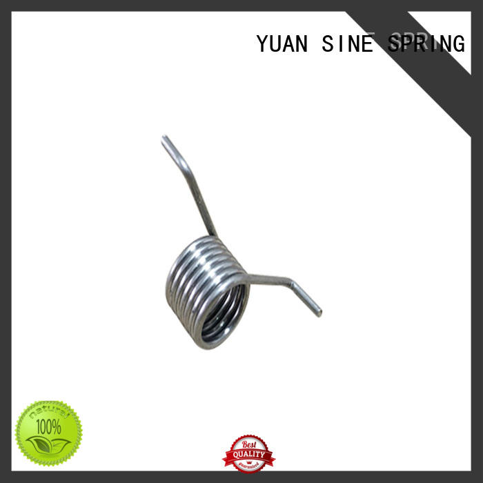 quality stainless steel torsion springs double supplier for glasses and spectacle frame
