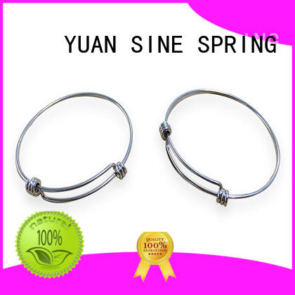 electronic flat OEM spring wire YUAN SINE SPRING