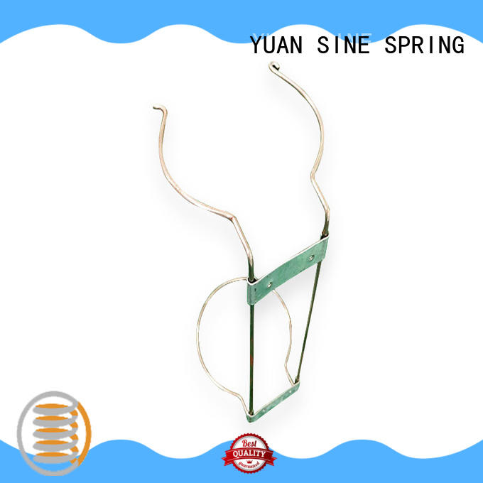 YUAN SINE SPRING stainless heavy duty compression springs easy to grasp for motor vehicles