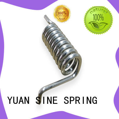 YUAN SINE SPRING double double torsion spring hyperthermy home