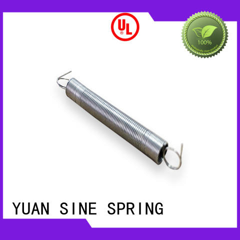 YUAN SINE SPRING helical tension spring made for precondition for blood pressure device tester